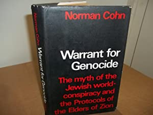 Warrant for Genocide: Cohn, Normann