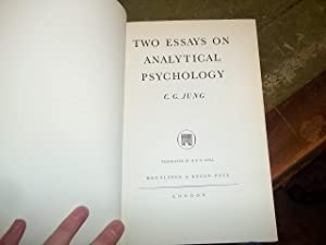 Two Essays on analytical Psychology: Jung, C.G. (Translated by R.F. C. Hull)