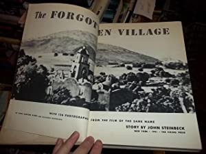 The Forgotten Village, Life in a Mexican Village: Steinbeck, John