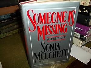 Someone Is Missing: Melchett, Sonia