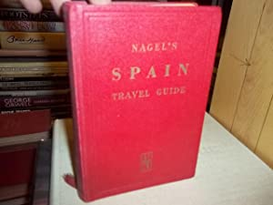 Nagel's Spain Travel Guide: Martineu, Gilbert R.