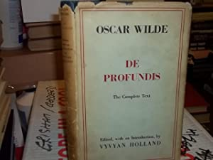 De Profundis: Oscar Wilde