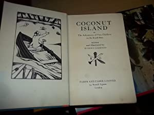 Coconut Island; or, The Adventures of Two Children in the South Seas: Gibbings, Robert