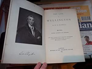 The life of Wellington: W.H. Maxwell