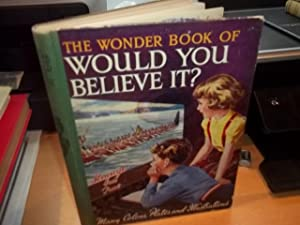 The Wonder Book Pf Would you believe it?
