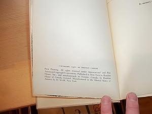 The Grass Harp: Capote, Truman