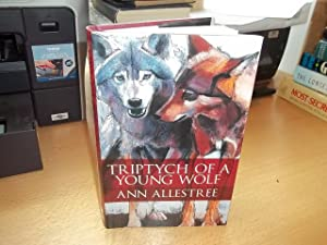 Triptych of A Young Wolf: Allestree, Ann