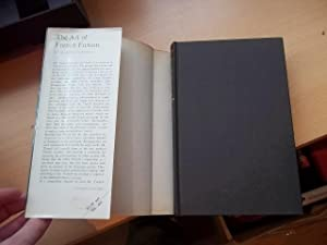 The Art of French Fiction: Turnell, Martin