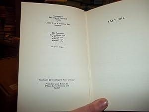 The Notebooks of Malte Laurids Brigge: Rilke, Rainer Maria