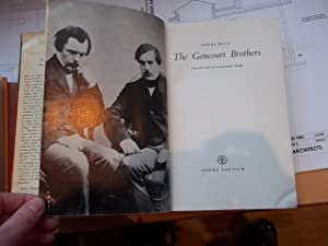 The Goncourt Brothers: Billy, Andre