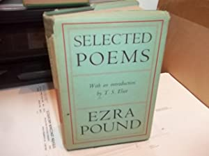Selected Poems: Pound, Ezra