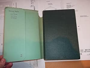 Selected Poems: Pound, Ezra