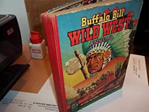 Buffalo Bill, Wild West Annual (number 4)