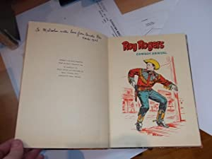 Roy Rogers Cowboy Annual 7/6