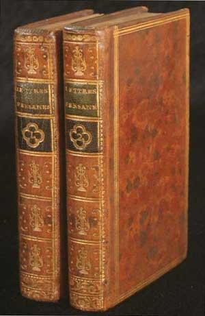 Lettres persanes. nouvelle edition, augmentée de douze: MONTESQUIEU, Charles de