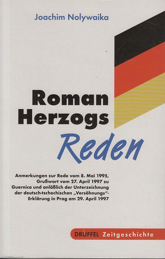 Roman Herzogs Reden.: Nolywaika, Joachim