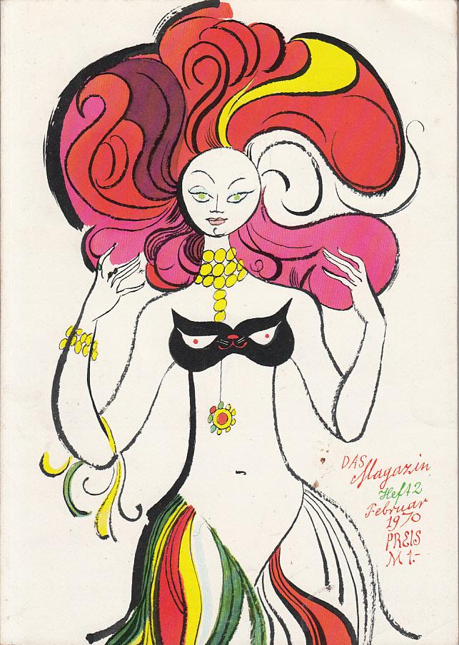 Das Magazin Heft 2 Februar 1970: k. A.
