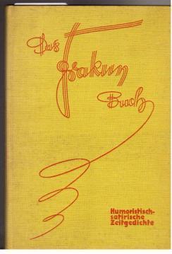 Das Frakun-Buch. - Vom Autor signiert.: Frakun (d.i. Franz Kunzendorf)