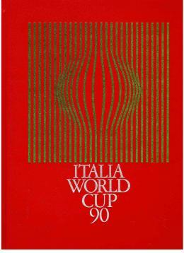 Italia World Cup 90.: Niersbach, Wolfgang (Red.)
