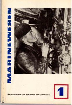 Marinewesen : Zeitschrift für Militärwissenschaftliche Fragen. 7.: Kommando der Volksmarine,
