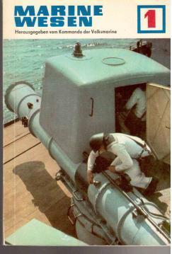 Marinewesen : Zeitschrift für Militärwissenschaftliche Fragen. 9.: Kommando der Volksmarine,