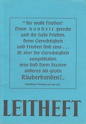 Leitheft - Nr. 94: Kameradenkreis der ehemaligen