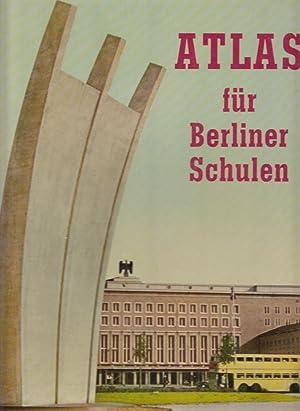 Atlas für Berliner Schulen.: Autorenkollektiv