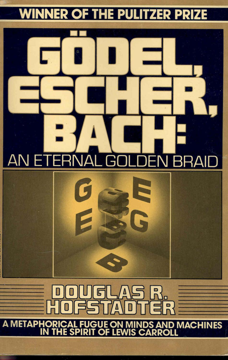 Image result for godel escher bach""