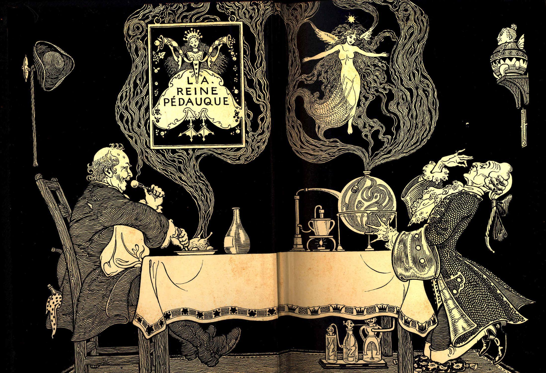 At the sign of the Reine Pédauque [Rôtisserie de la reine Pédauque. English] [Queen] [The Works of Anatole France in English] France, Anatole, 1844-1