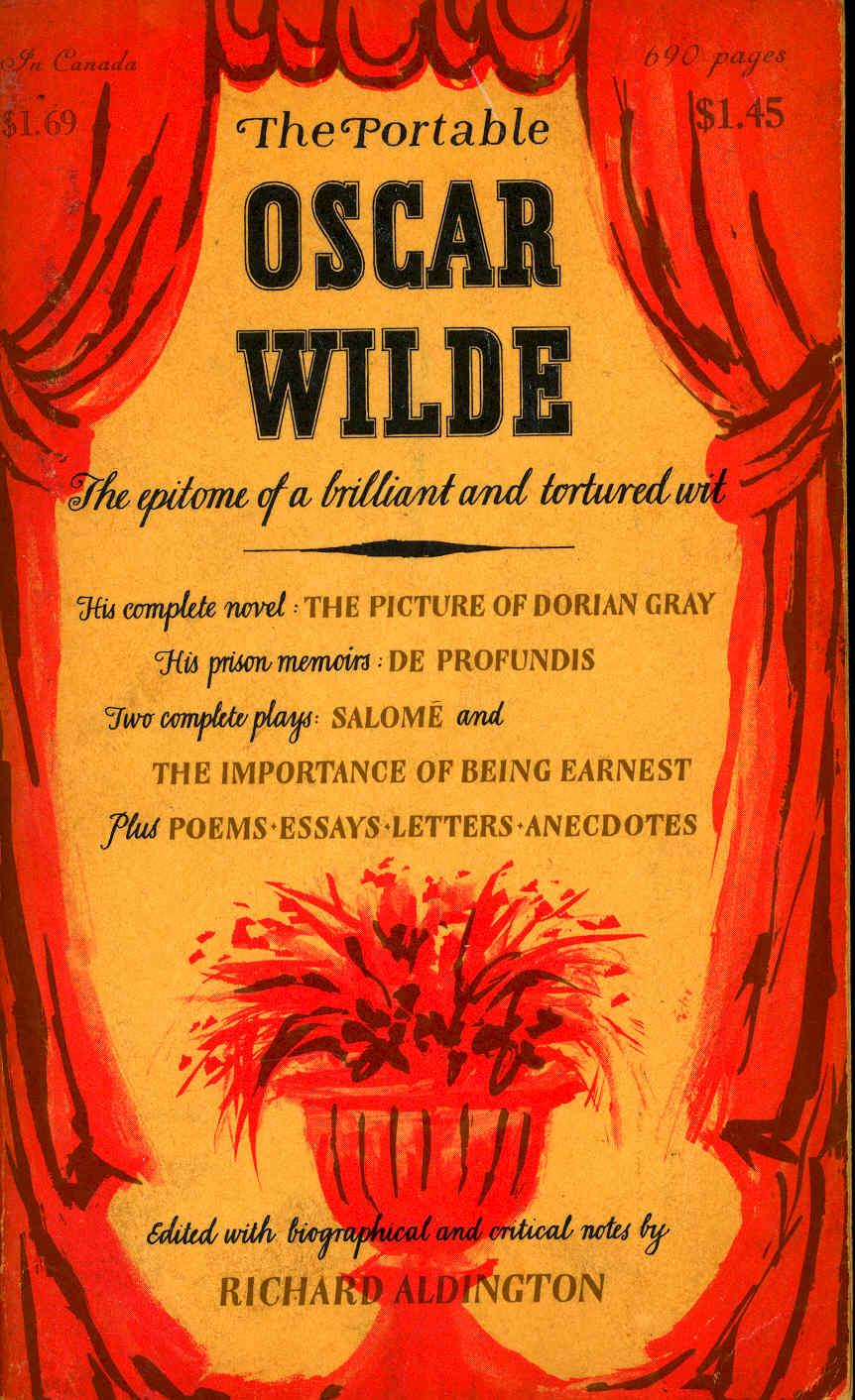 de profundis and salome by wilde oscar