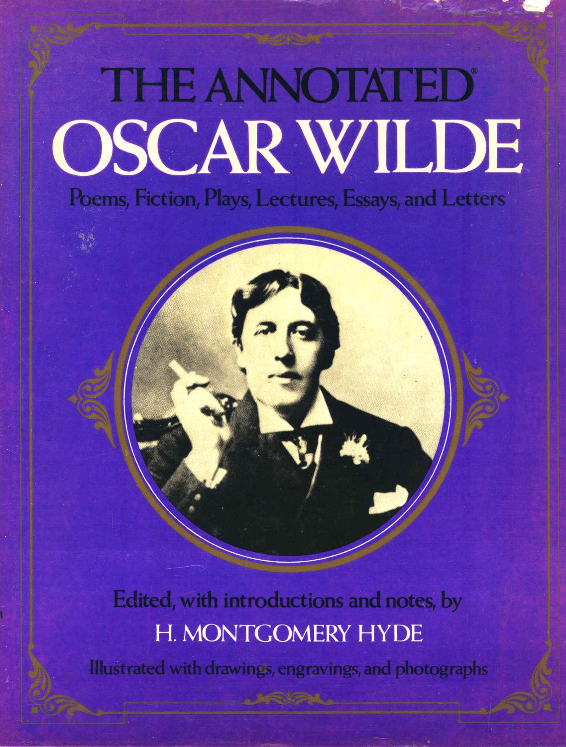 satire used in oscar wildes play