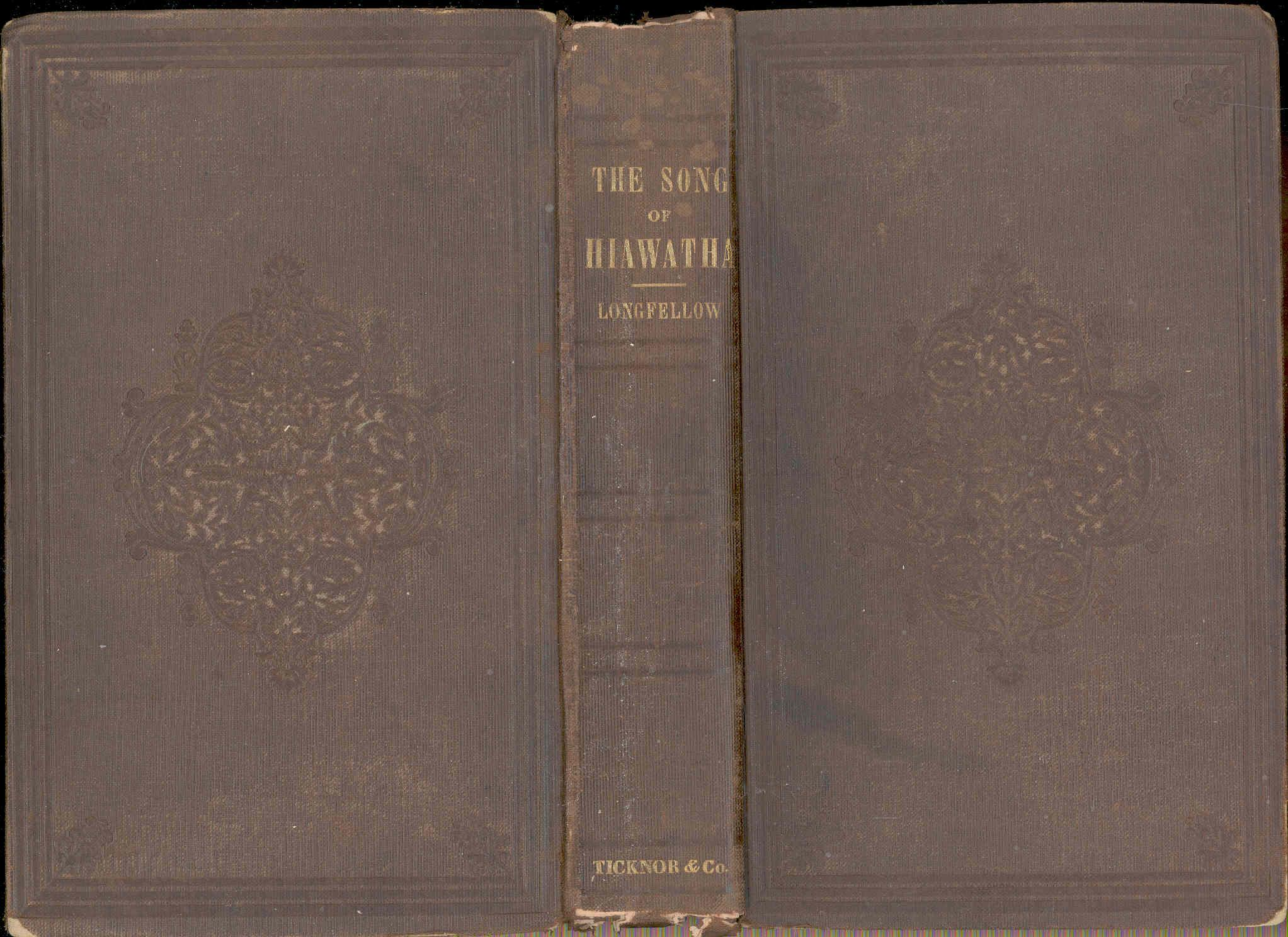 song of hiawatha by longfellow minnehaha abebooks