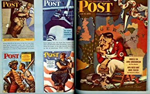 The Saturday Evening Post Treasury. [Apology for: Butterfield, Roger, ed.