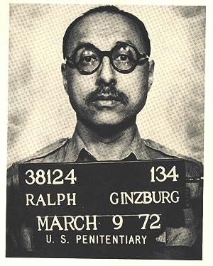 Castrated : My Eight Months in Prison.: Ginzburg, Ralph, 1929-2006
