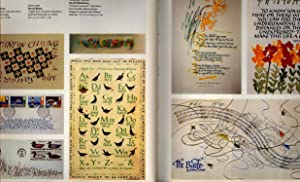 Contemporary calligraphy : modern scribes and lettering: Taplinger Publishing Company.