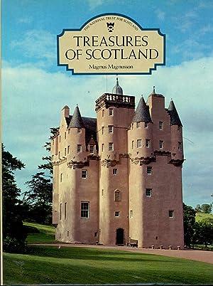 Treasures of Scotland [Brodick Castle, Strathclyde; Brodie: Magnusson, Magnus. [National