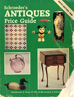 Schroeder's antiques price guide: Huxford, Sharon. ;