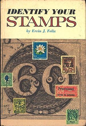 Identify your stamps. [British colonials, Die I,: Felix, Ervin J.