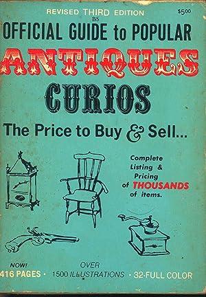 Official Guide to Popular Antiques Curios : Cohen, Hal L.