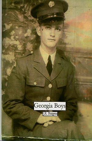 Georgia Boys. [That -- Amazon headhunter --: Burgess, J. R.