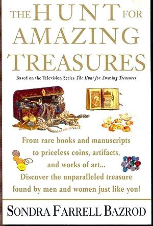 The hunt for amazing treasures. [The Huck: Bazrod, Sondra Farrell.