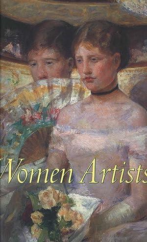 Women artists. [From cloister to court: Renaissance: Barlow, Margaret.