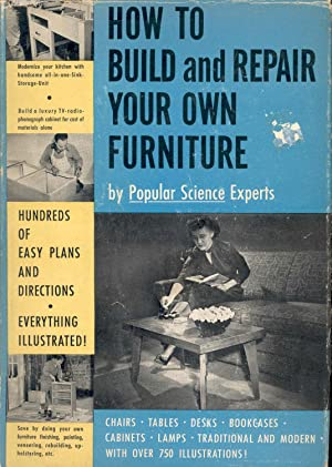 How to Build and Repair Your Own: Popular Science Publishing