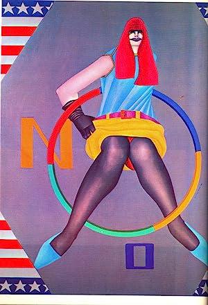 Avant Garde, [No.1, January, 1968] [What makes: Ginzburg, Ralph, 1930-2006