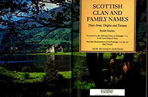 Scottish Clan and Family Names: Their Arms,: Martine, Roderick (Roddy)