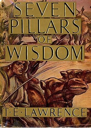 Seven pillars of wisdom : a triumph: Lawrence, T. E.