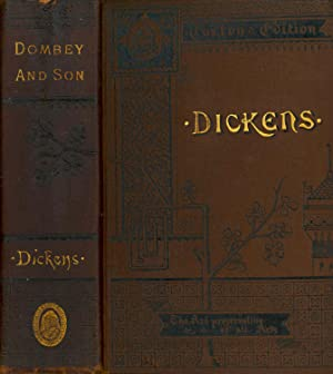 Dombey and son: Dickens, Charles, 1812-1870.