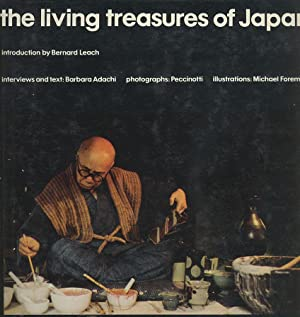 The Living Treasures of Japan. [Chapter subtitles: Adachi, Barbara Curtis,