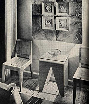 The book of furniture and decoration : Aronson, Joseph, 1898-1976.[Alexander