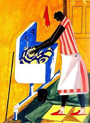 Over the line : the art and: Nesbett, Peter T.